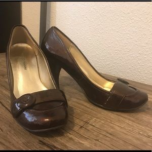 Roberto Vianni Metallic Brown/Bronze Heels